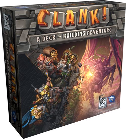 Clank -  Renegade Game Studio