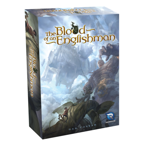 The Blood of an Englishman -  Renegade Game Studio