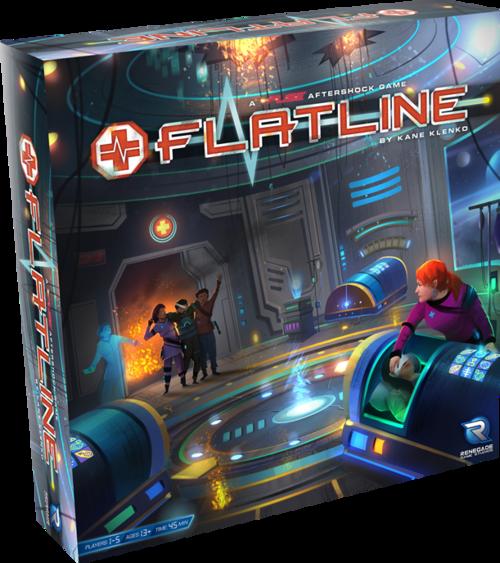 Flatline -  Renegade Game Studio