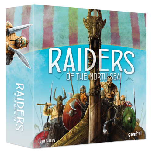 Raiders of the North Sea -  Renegade Game Studio