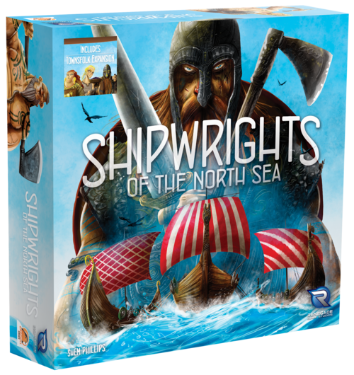 Shipwrights of the North Sea -  Renegade Game Studio