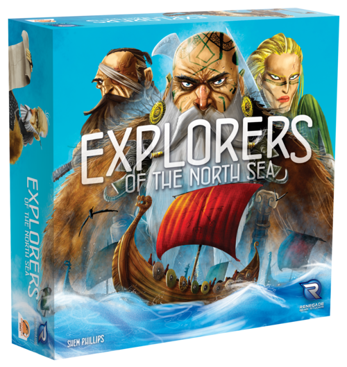 Explorers of the North Sea -  Renegade Game Studio