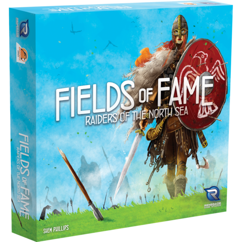 Fields of Fame: Raiders of the North Sea -  Renegade Game Studio