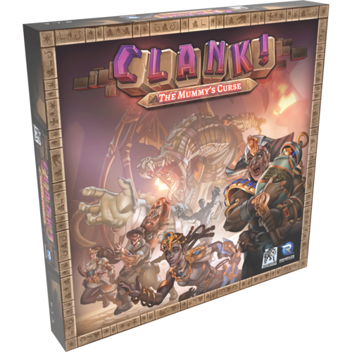 The Mummys Curse: Clank -  Renegade Game Studio