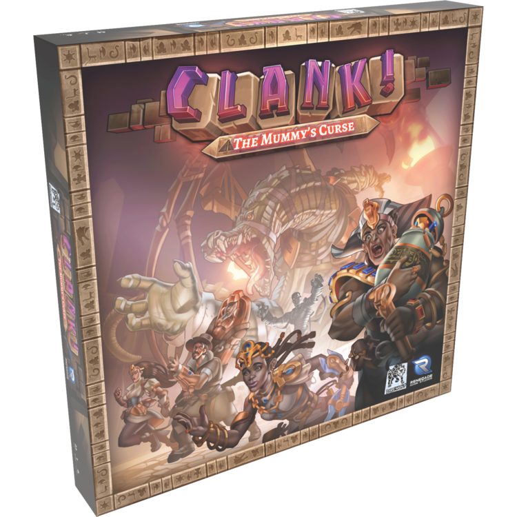Image result for clank mummy curse