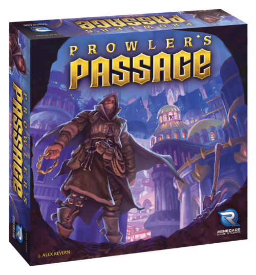Prowlers Passage -  Renegade Game Studio