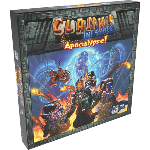 Clank In Space Apocalypse -  Renegade Game Studio