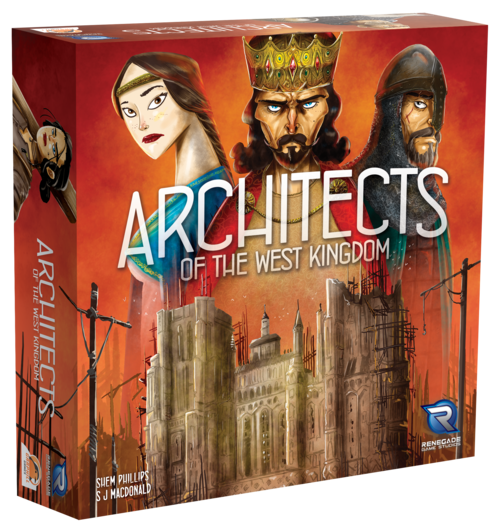 Architects of the West Kingdom -  Renegade Game Studio