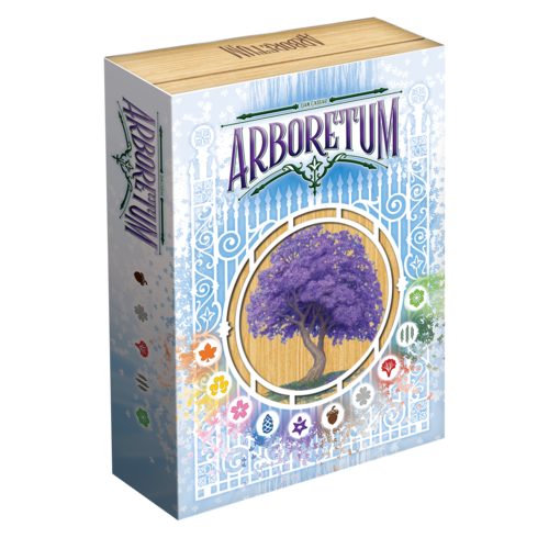 Arboretum Deluxe Edition (T.O.S.) -  Renegade Game Studio