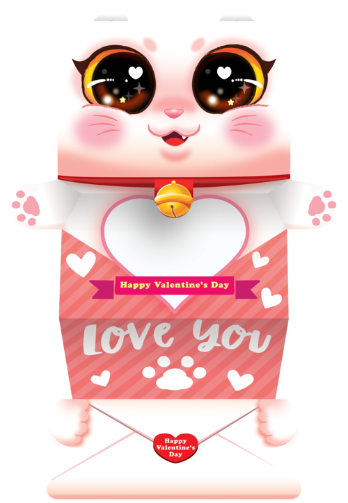 Kitty Paw Valentine S Day Renegade Game Studios