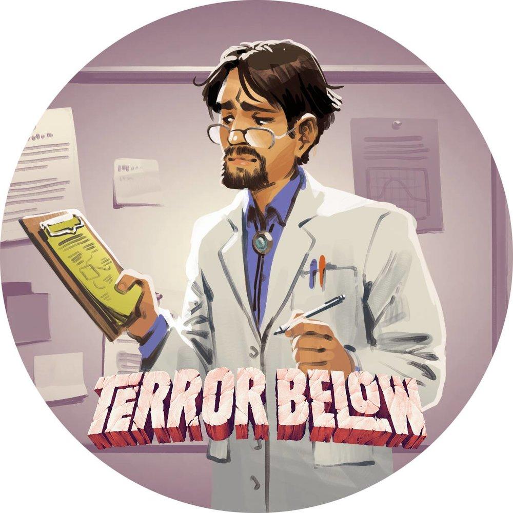 Government Researcher Carlos