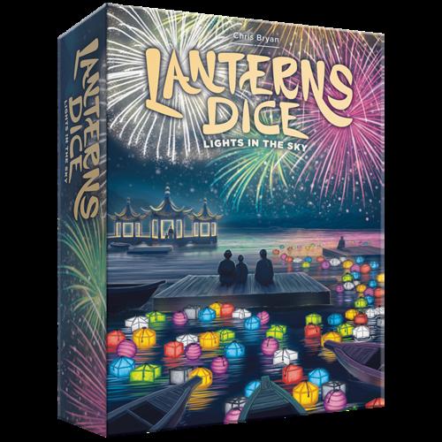 Lanterns Dice: Lights in the Sky -  Renegade Game Studio