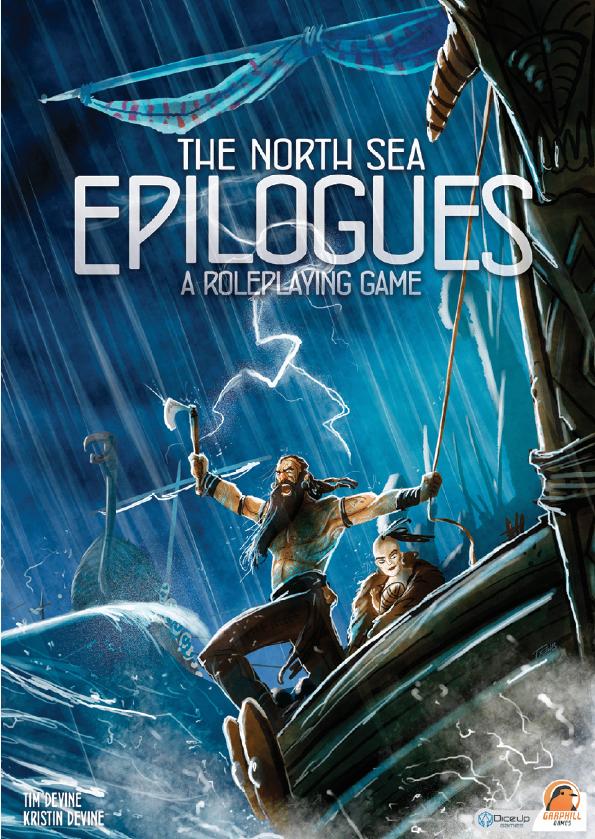 The North Sea Epilogues RPG -  Renegade Game Studio