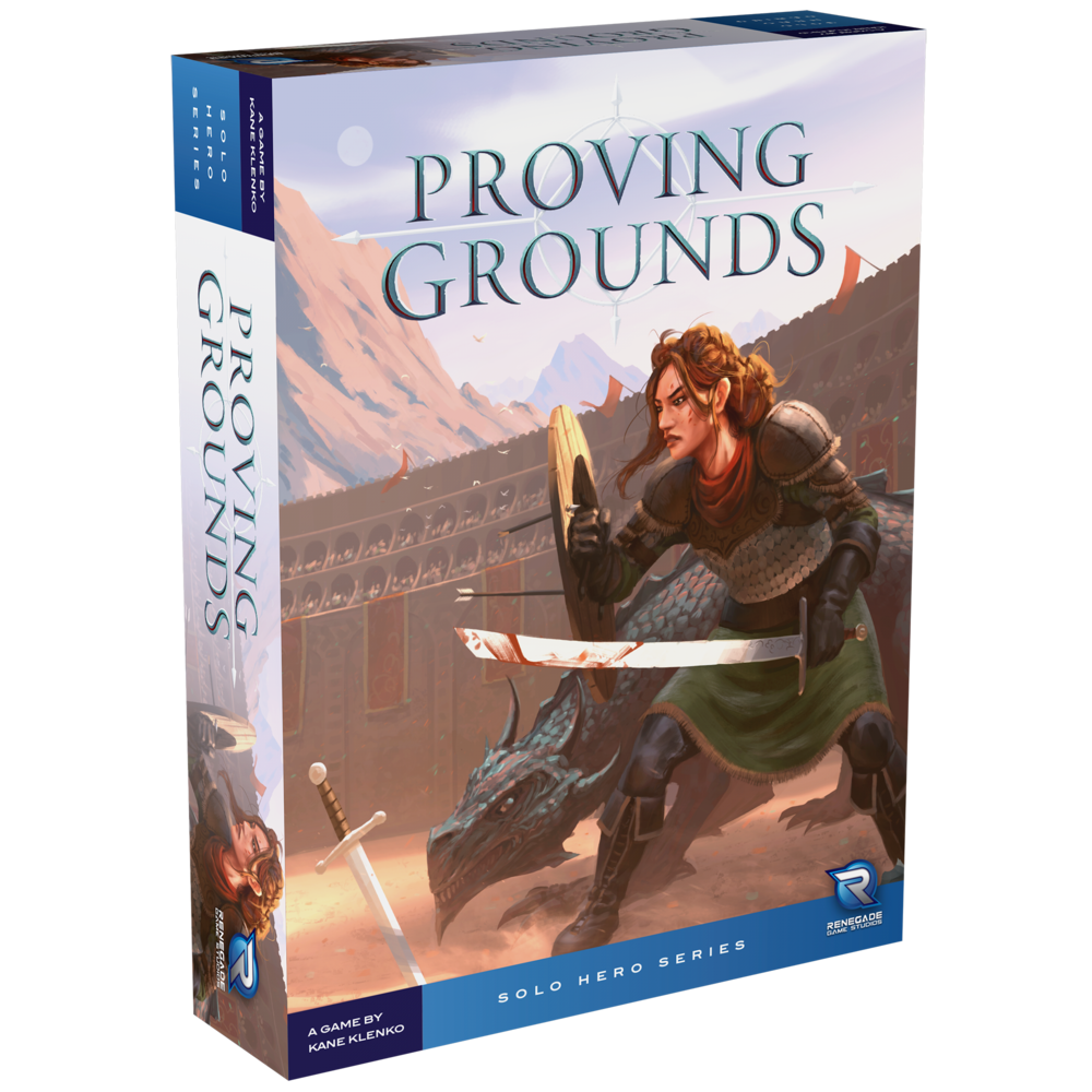 Proving Grounds -  Renegade Game Studio