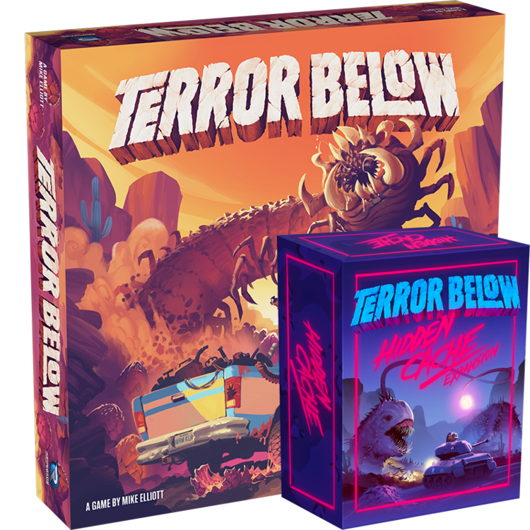 Terror Below: Kickstarter Edition