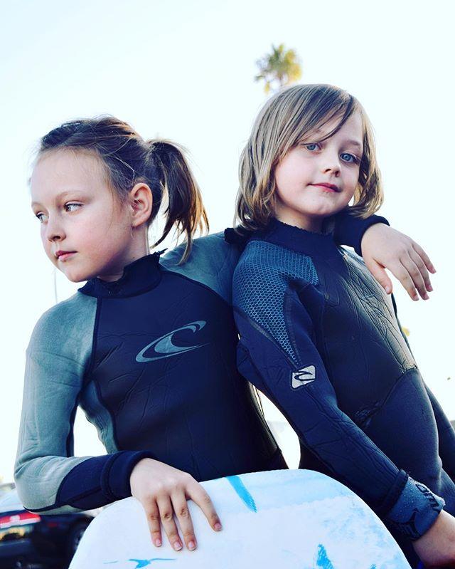 #califamilyvacation #surfergirls #childhoodunplugged