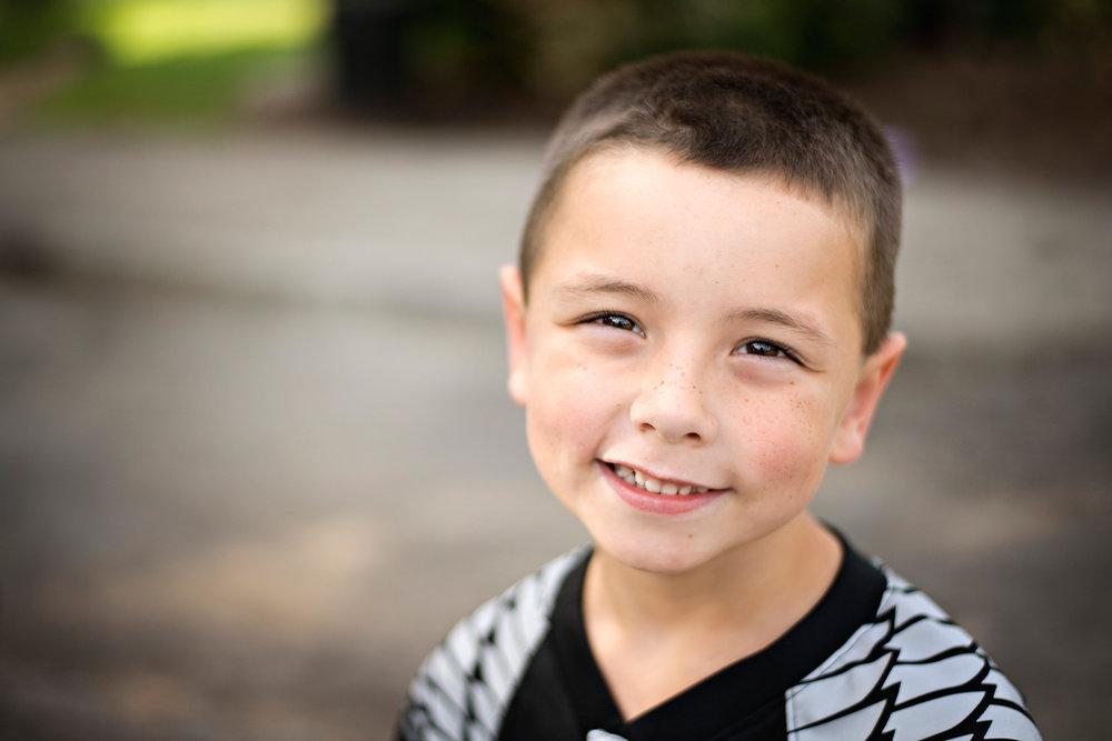 young boy at rood bridge park hillsboro.jpg