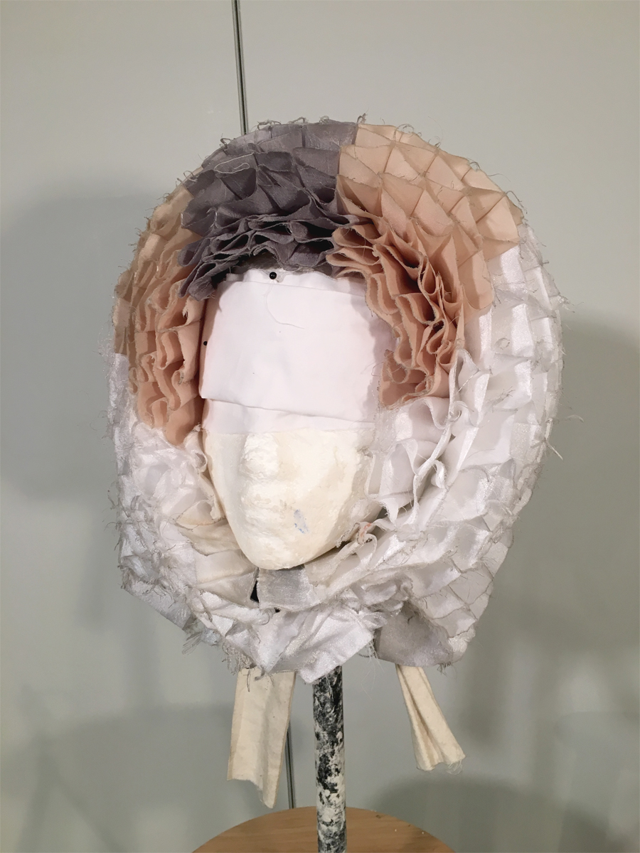 Collapsable Honeycomb Bonnet