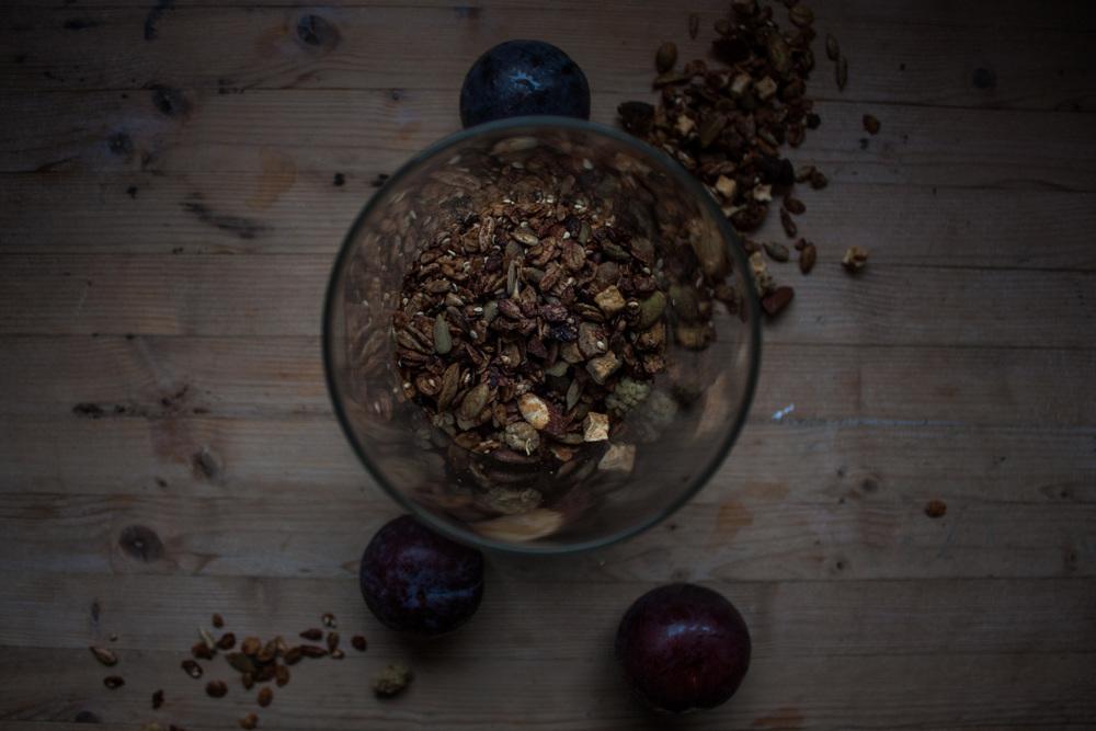 Tahini granola by shellsten
