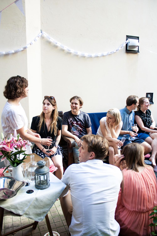 25th birthady gathering, by shellsten