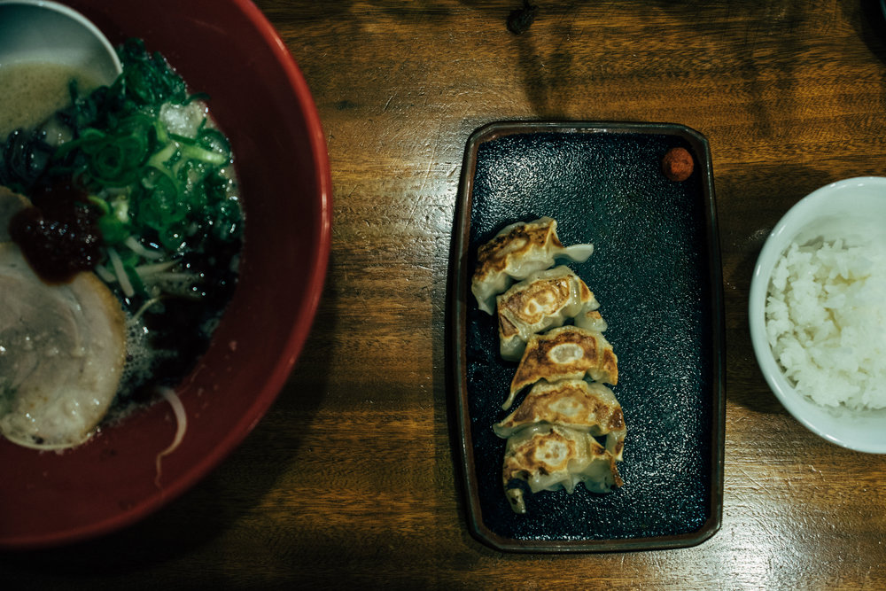 Best Tokyo Ramen, Ippudo Ebisum -local guide