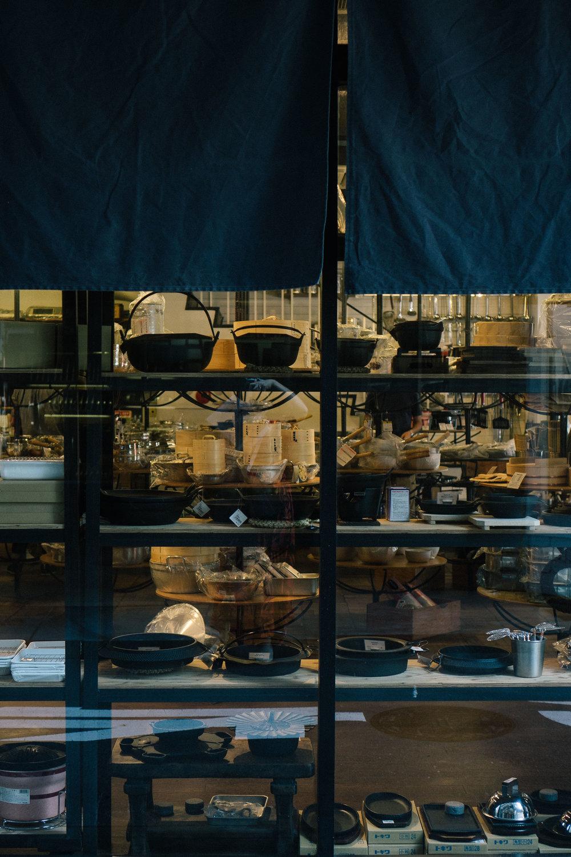 Kama-Asa, Kappabashi best kitchen shop, Asakusa Tokyo Guide.