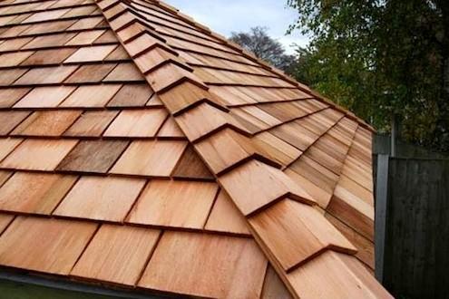 Wood Shingle