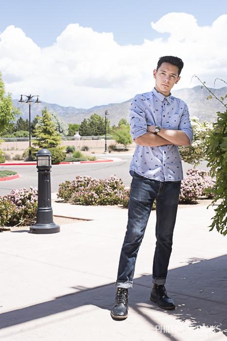 Albuquerque Senior Photographer - Jonah (3).jpg