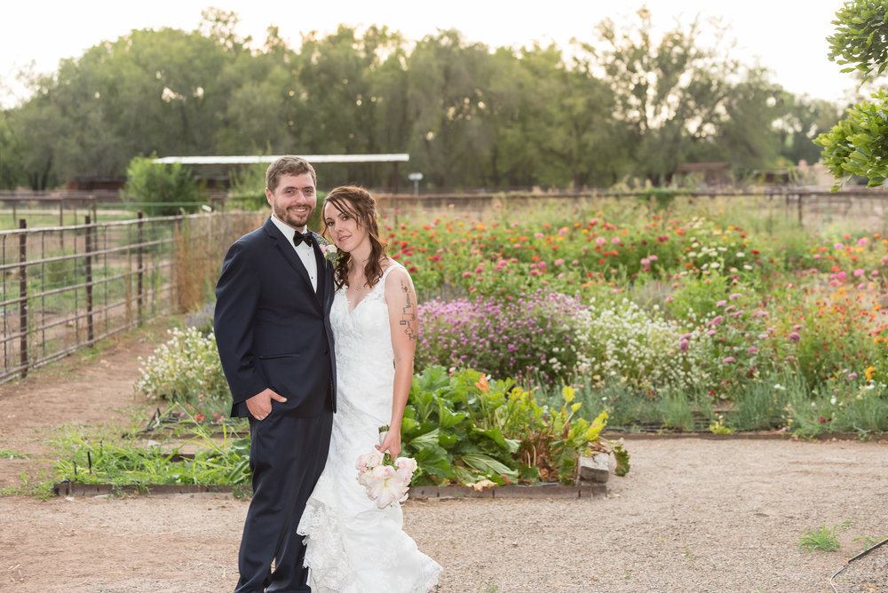 Albuquerque Wedding Photographer Nick and Haley Rose
