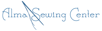 Alma Sewing Center - Central Michigan's largest premier dealer for Husqvarna Viking sewing and embroidery machines, offering the full line of machines, as well as service on many sewing machine brands.