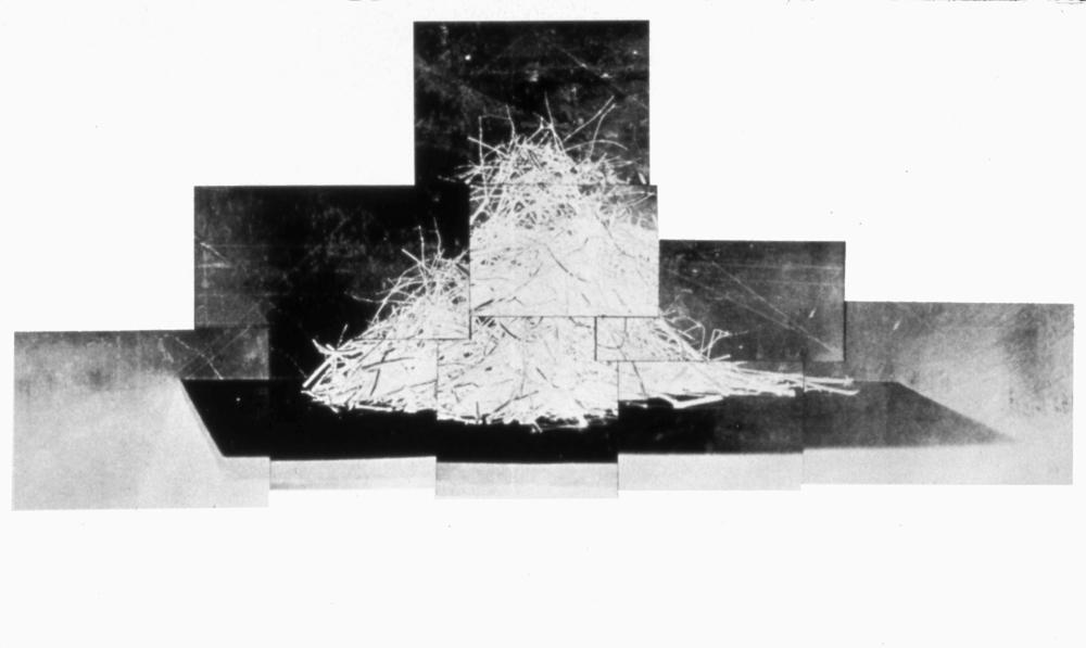 """untitled, 1993, photo litho, 10 x 16"""""""