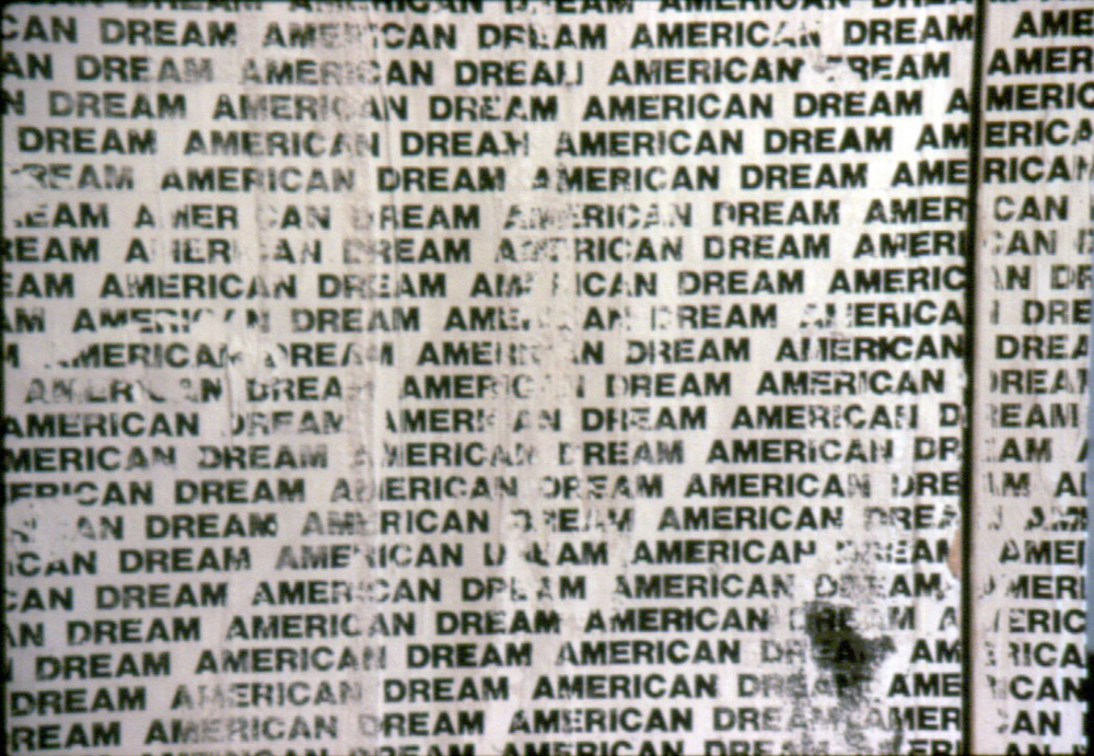 American Dream House, detail