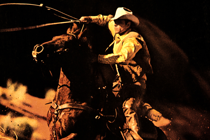 Eric Doeringer, Untitled (Cowboys) 2011, archival inkjet print, edition of 2, 20 x 24 inches.