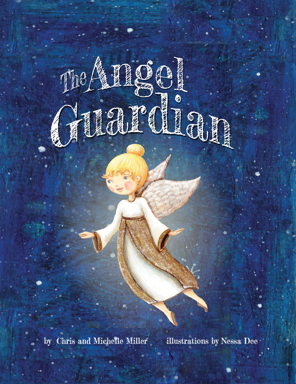 THE ANGEL GUARDIAN FULL PRESS KIT