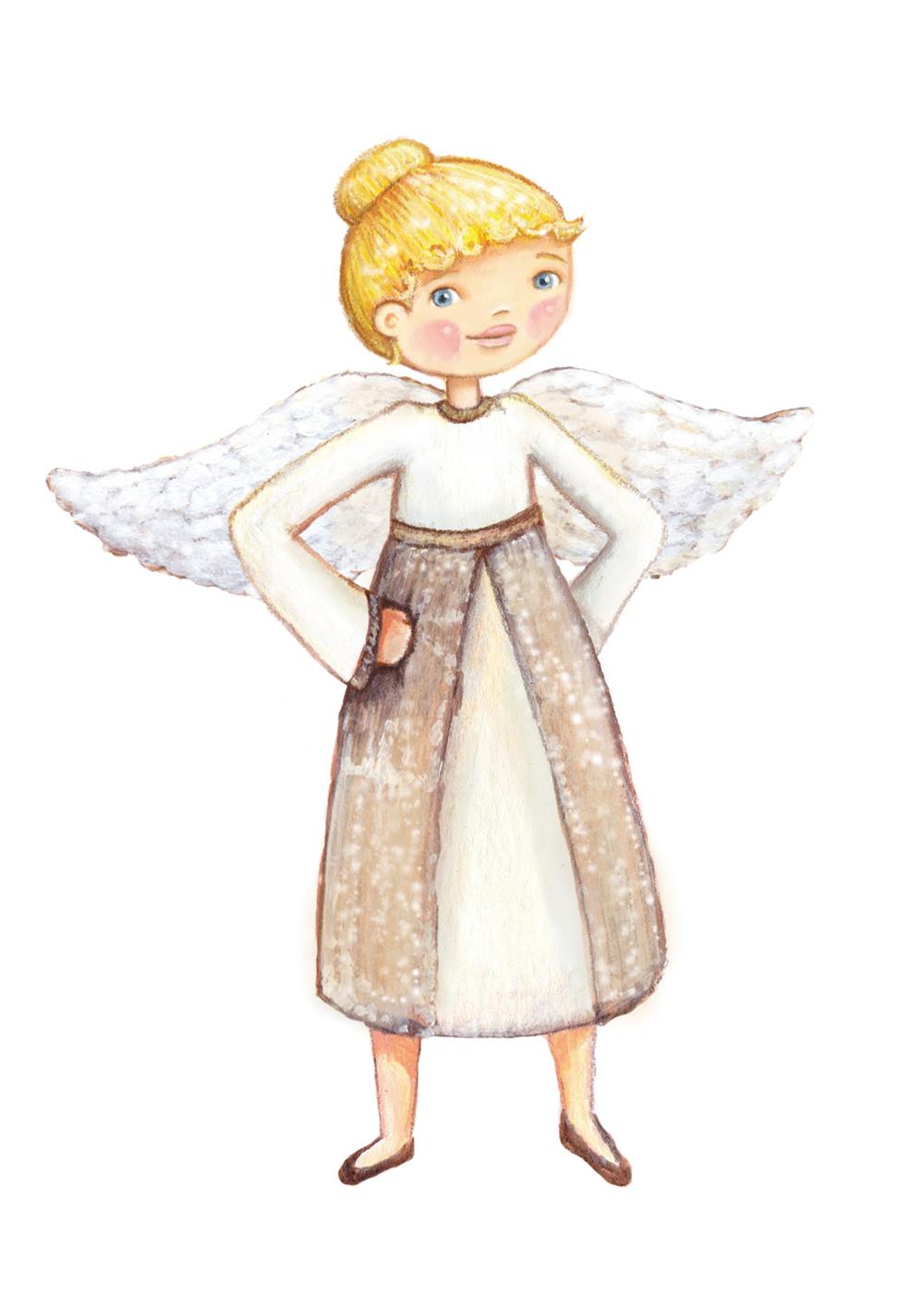 the angel guardian