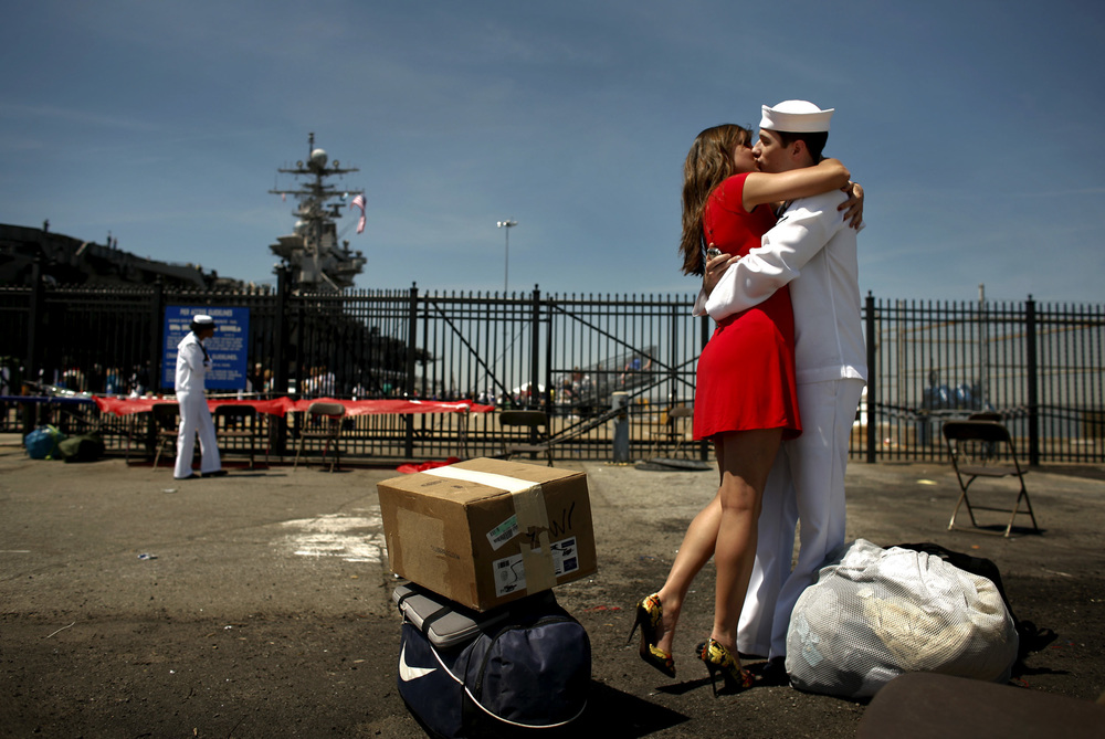 Welcome Home Sailor