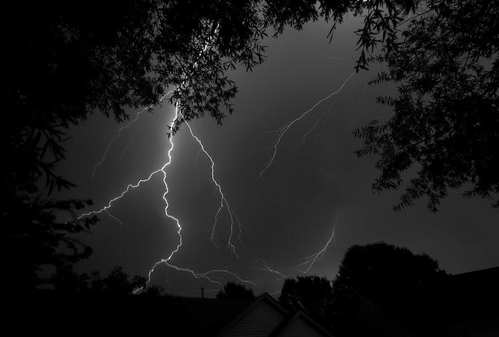Intense Storm