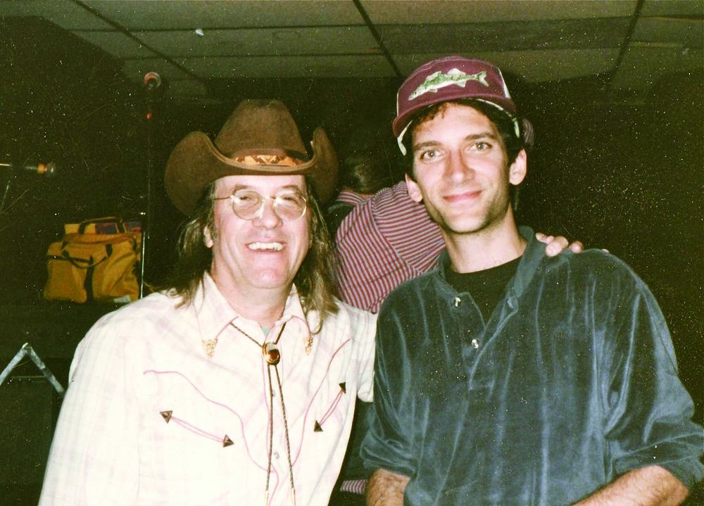 Ben Vaughn and Doug Sahm
