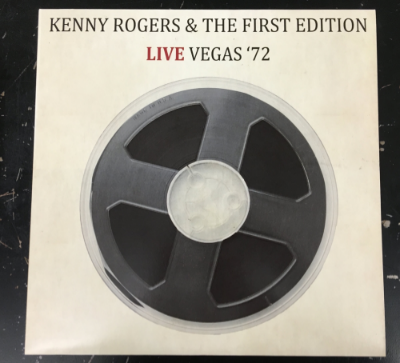 $19.99 KENNY ROGERS & THE FIRST EDITION VINYL LP THAT RIPS. KENNY AND HIS BAND WERE EXCELLENT LIVE AND HIS RECORDING SHOWS THAT! AN EXCELLENT SOUNDTRACK TO ANY PARTY YOU ARE HOSTING OR ATTENDING.