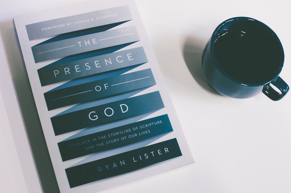 The Presence of God is Ryan Lister's first book, which seeks to recover the centrality of the presence of God in the whole storyline of Scripture.