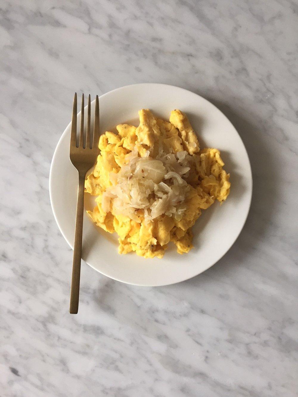 scrambled Eggs with Sauerkraut.jpg