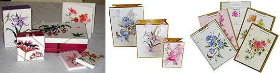 Nan Rae Stationery and Gift Bags