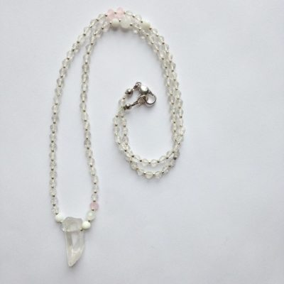 Crystal Clear: Mini-Mala