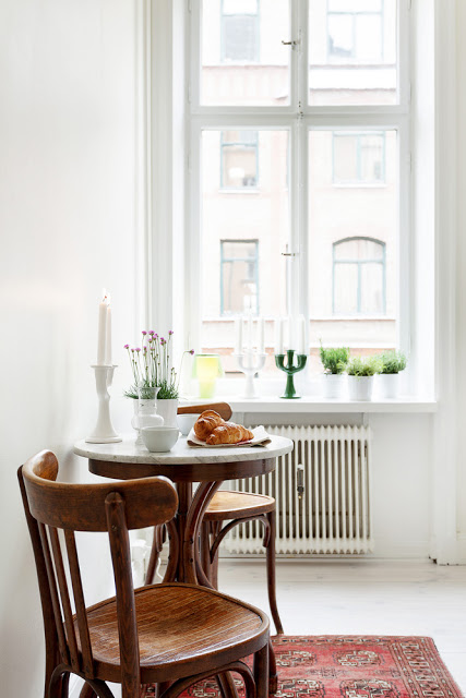 Simplicity... via  My Scandinavian Home