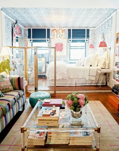 Studio Apartment via Lonny Magazine