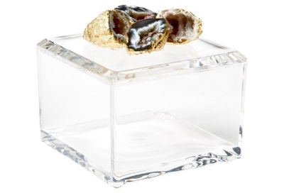 Acrylic Box with Oco Cluster, $89, from  One Kings Lane .