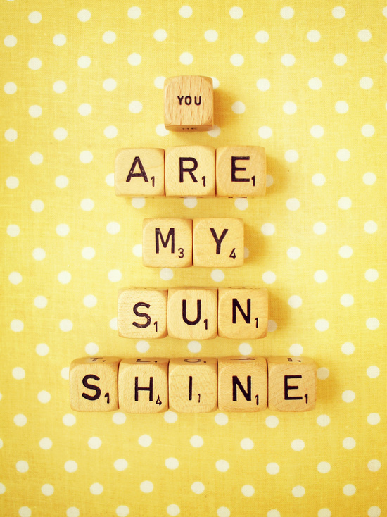 Yes, you are. Image via  Society 6 .