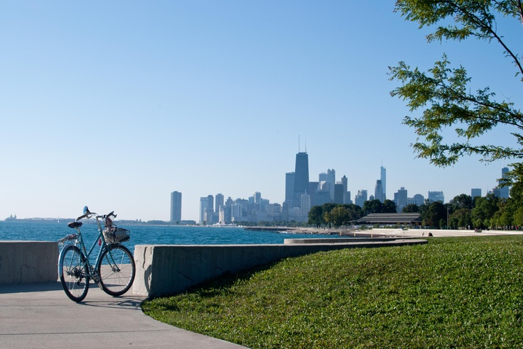 :: a stroll down the lakefront trail ::