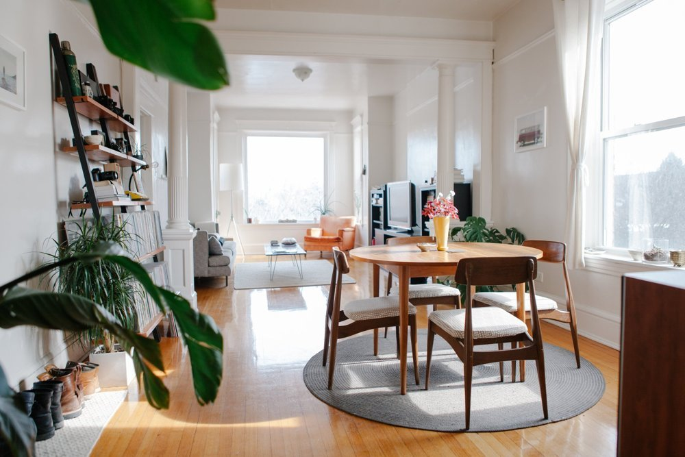 :: this wicker park apt tour via apartment therapy ::