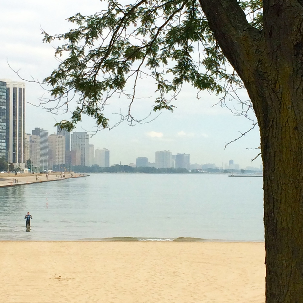 :: oak street beach, lakefront trail, chicago ::